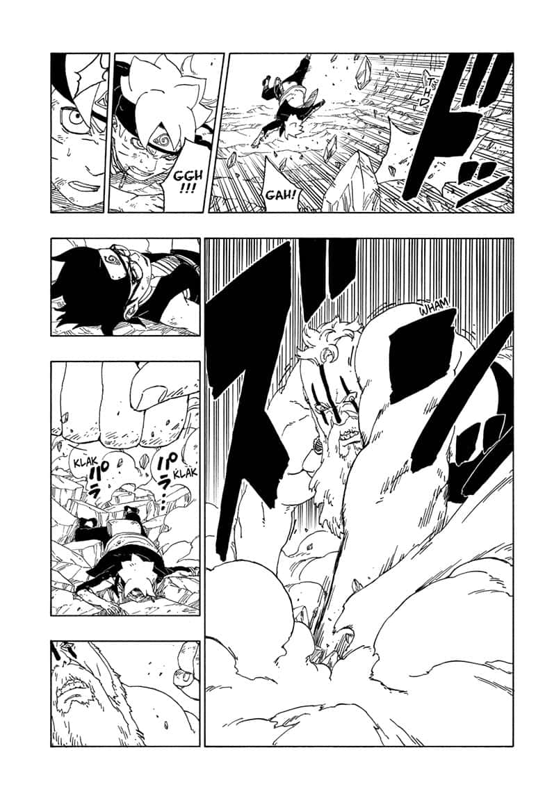 Boruto Manga, Chapter 43 image 021