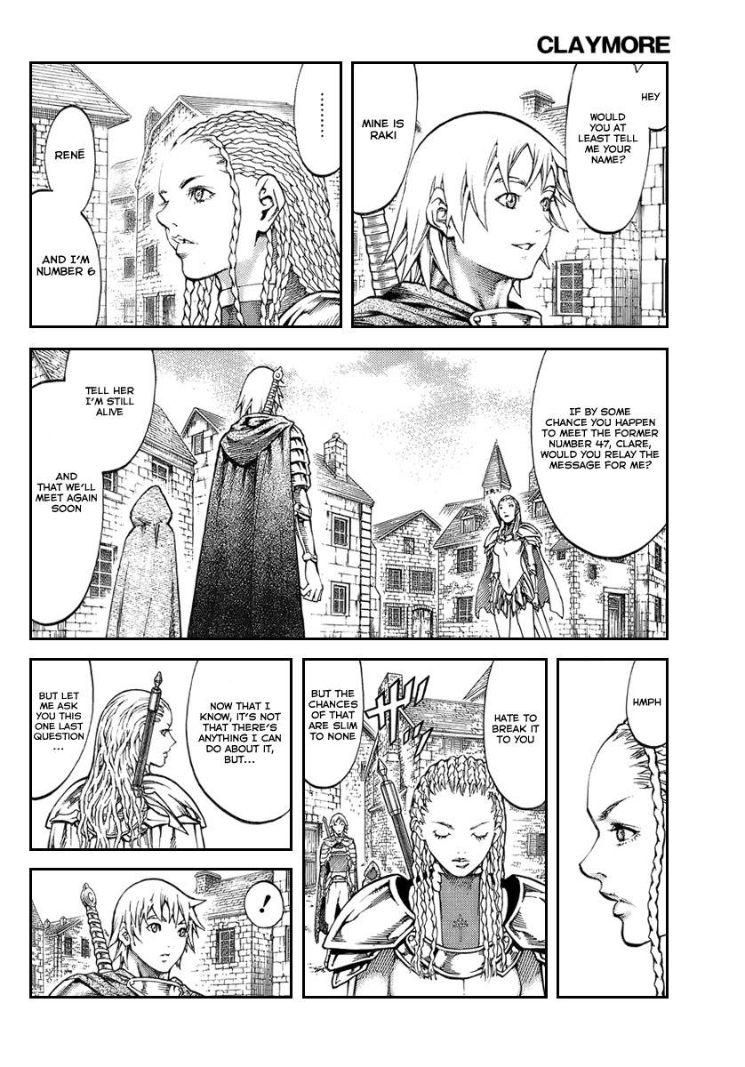 Claymore, Chapter 81 image 020