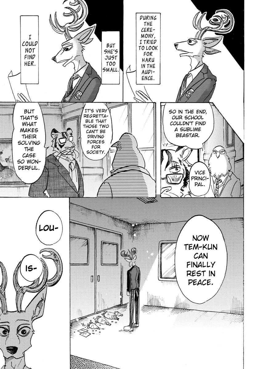 Beastars Manga, Chapter 105 image 007