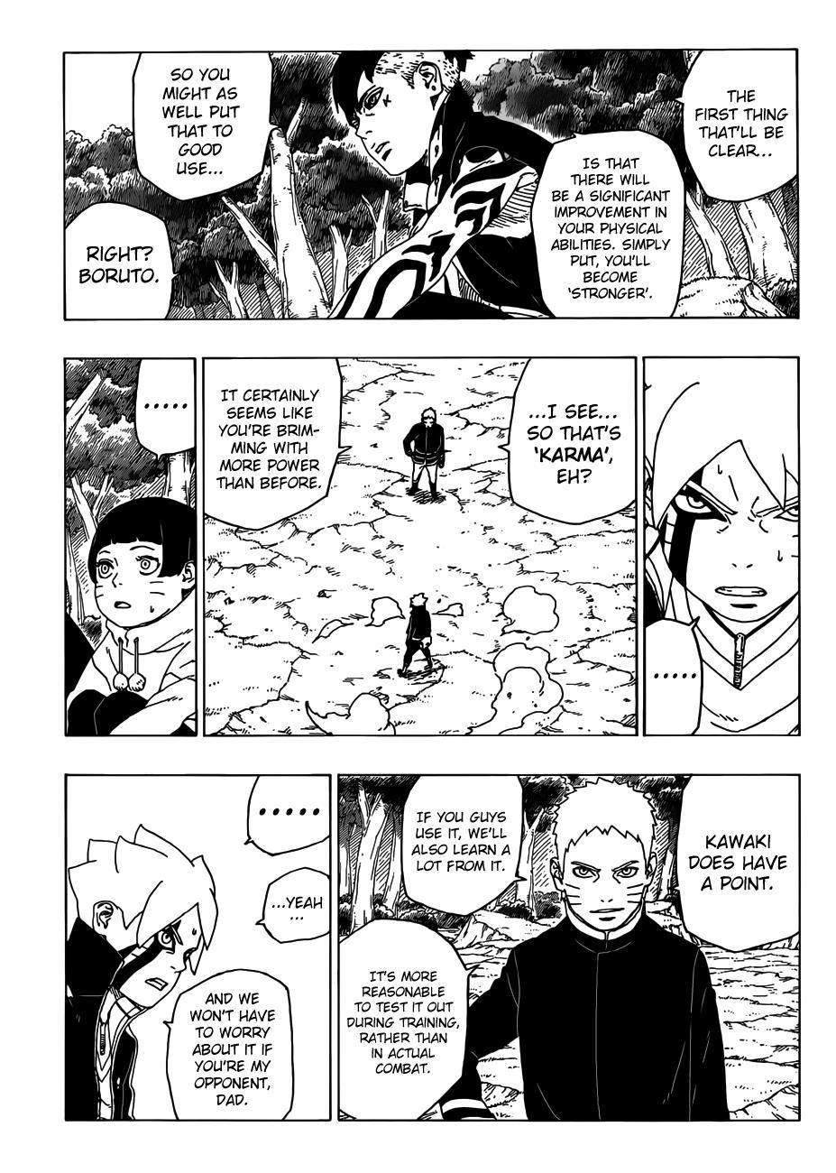 Boruto Manga, Chapter 29 image 018