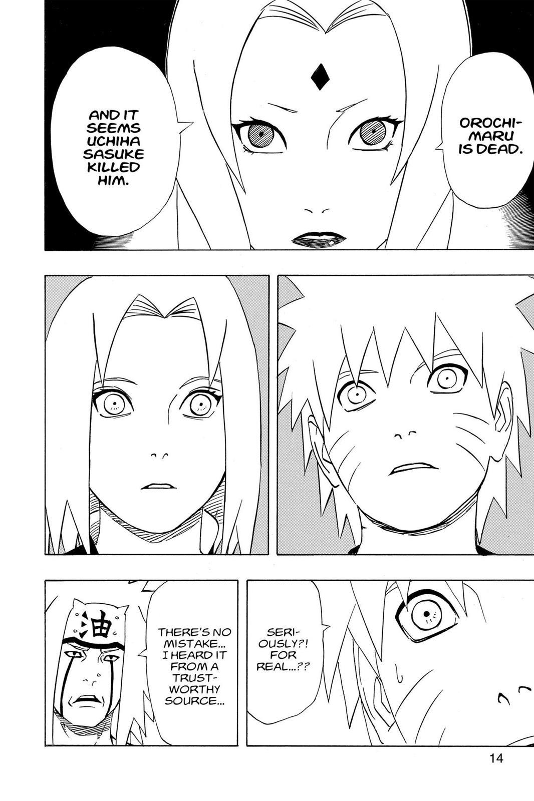 Naruto, Chapter 350 image 014