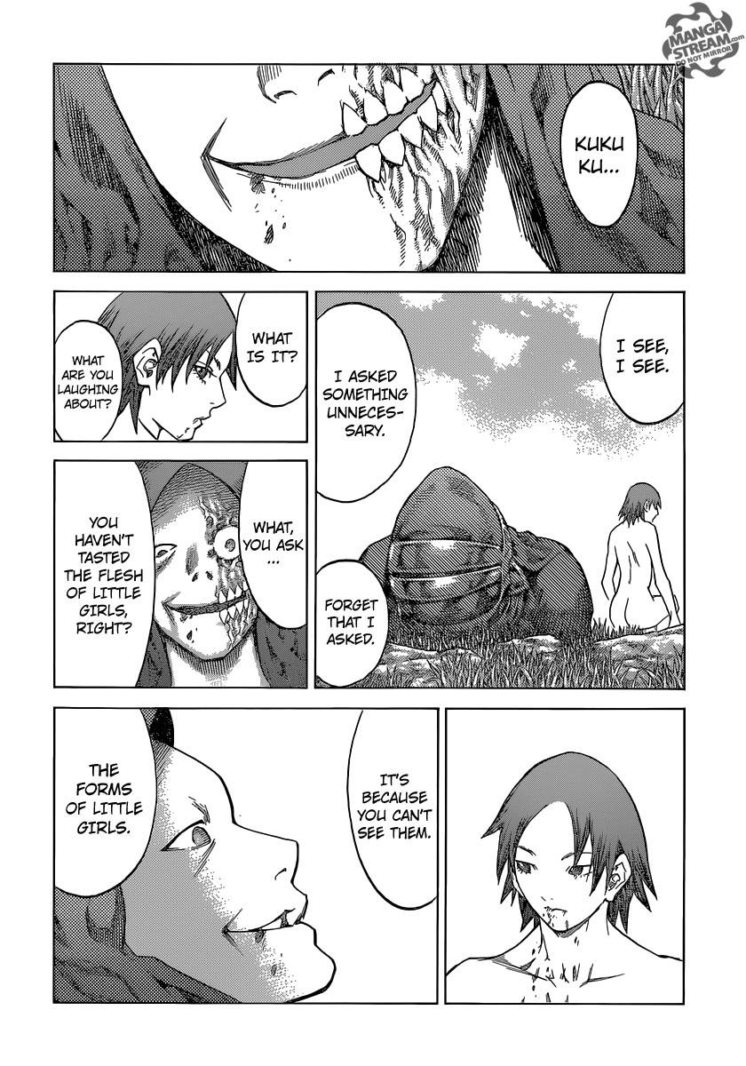 Claymore, Chapter 143 image 029