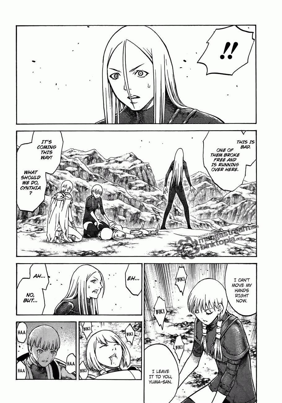 Claymore, Chapter 112 image 014