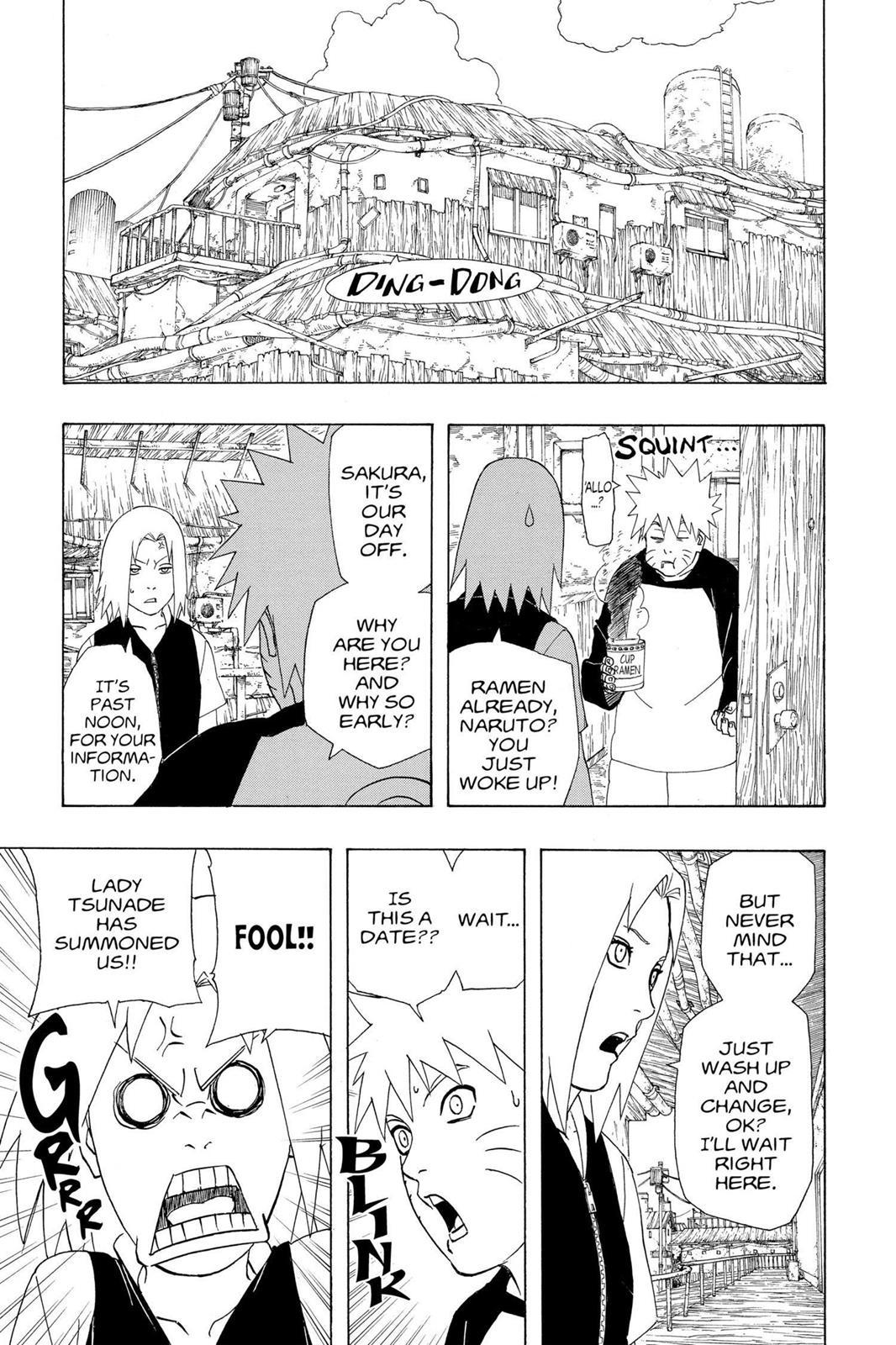 Naruto, Chapter 350 image 011