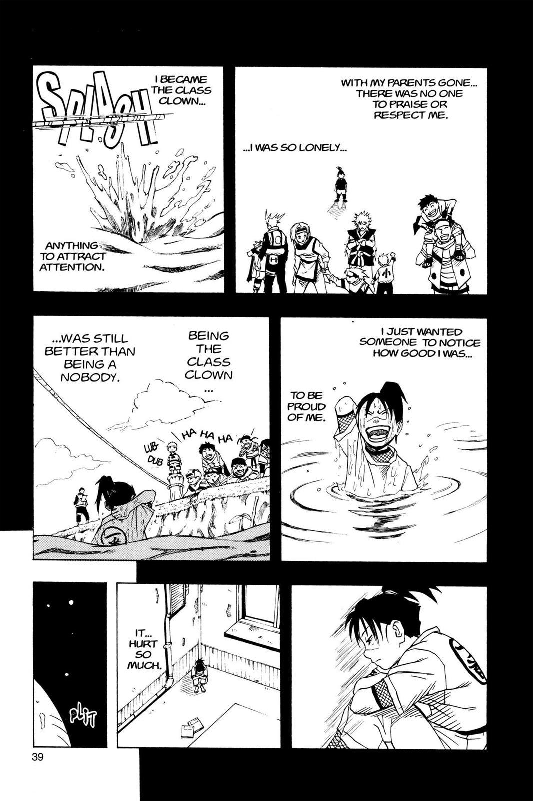 Naruto, Chapter 1 image 039