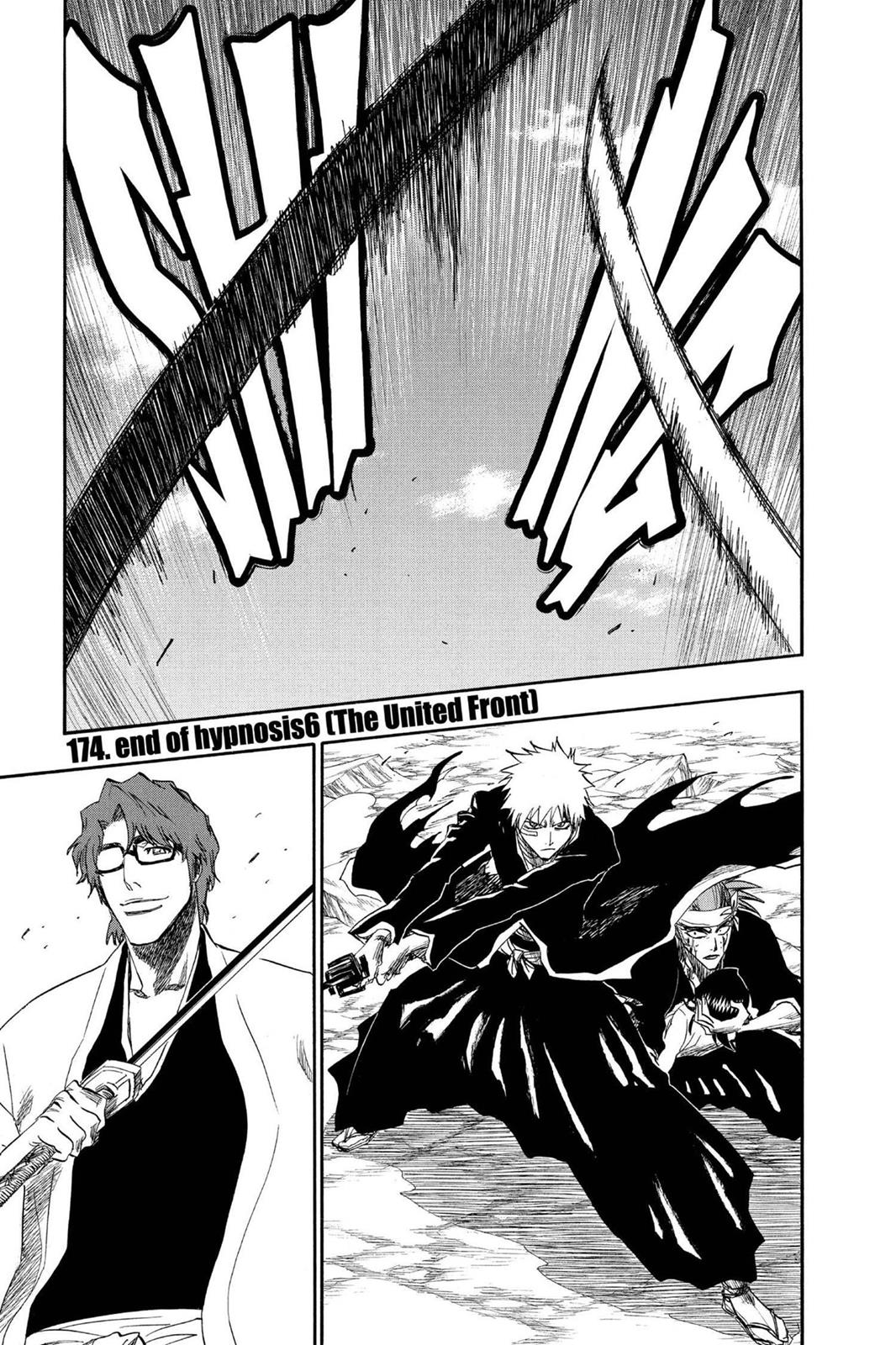 Bleach, Chapter 174 image 001