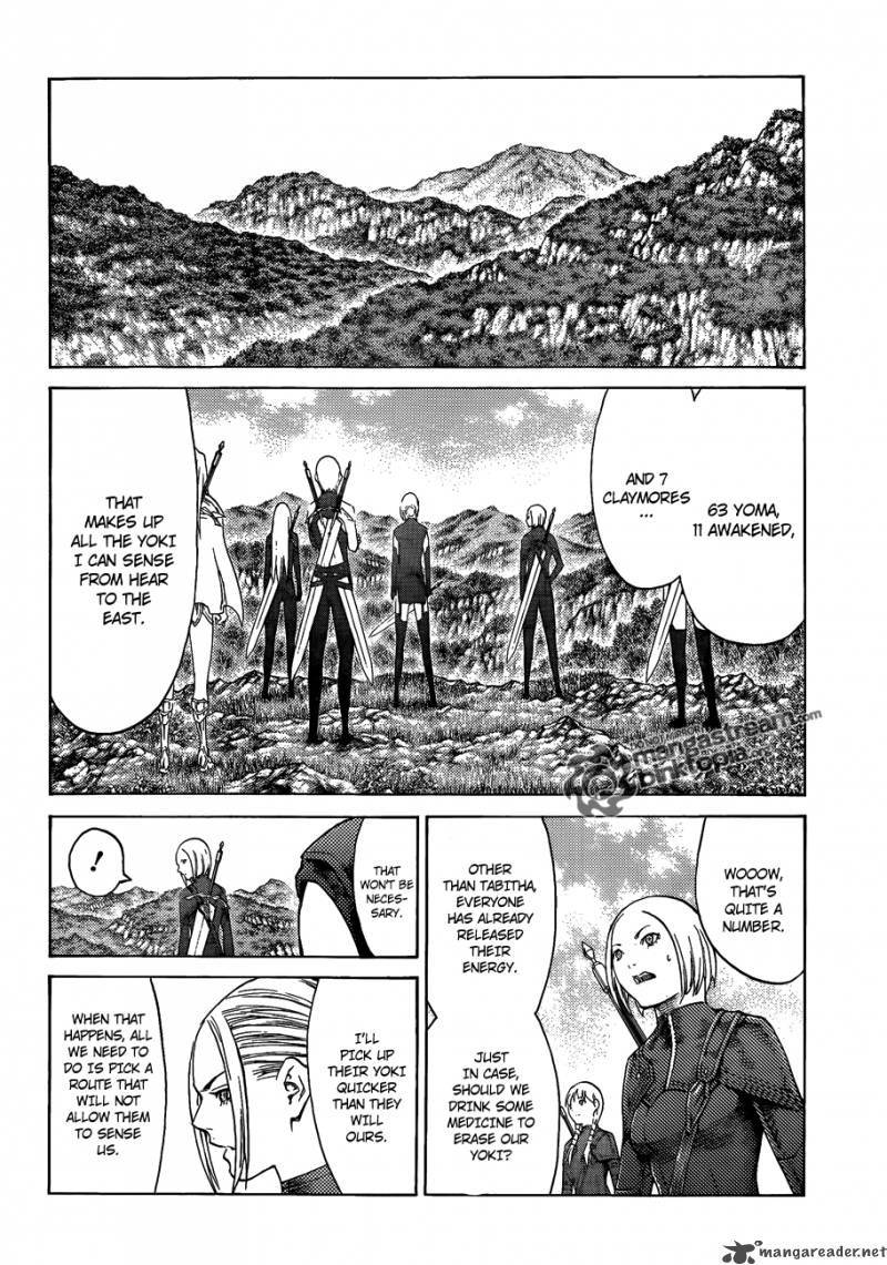 Claymore, Chapter 110 image 018