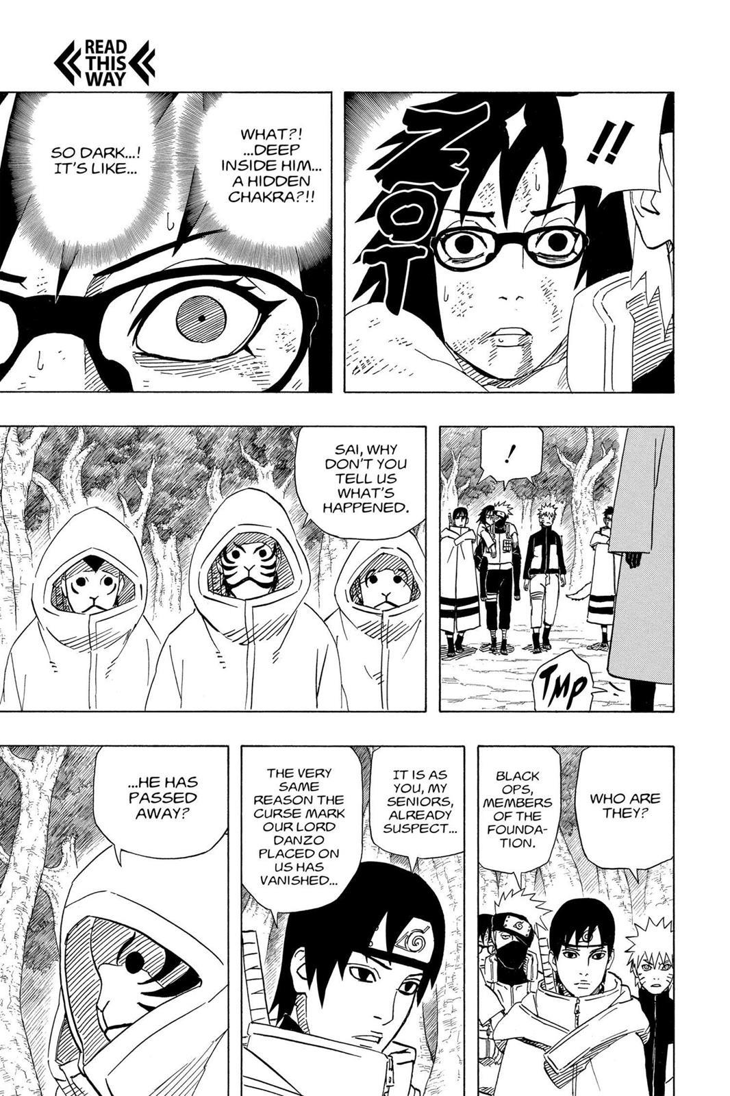 Naruto, Chapter 488 image 009