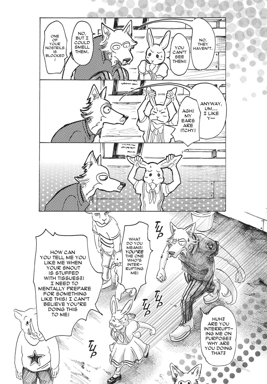 Beastars Manga, Chapter 34 image 015
