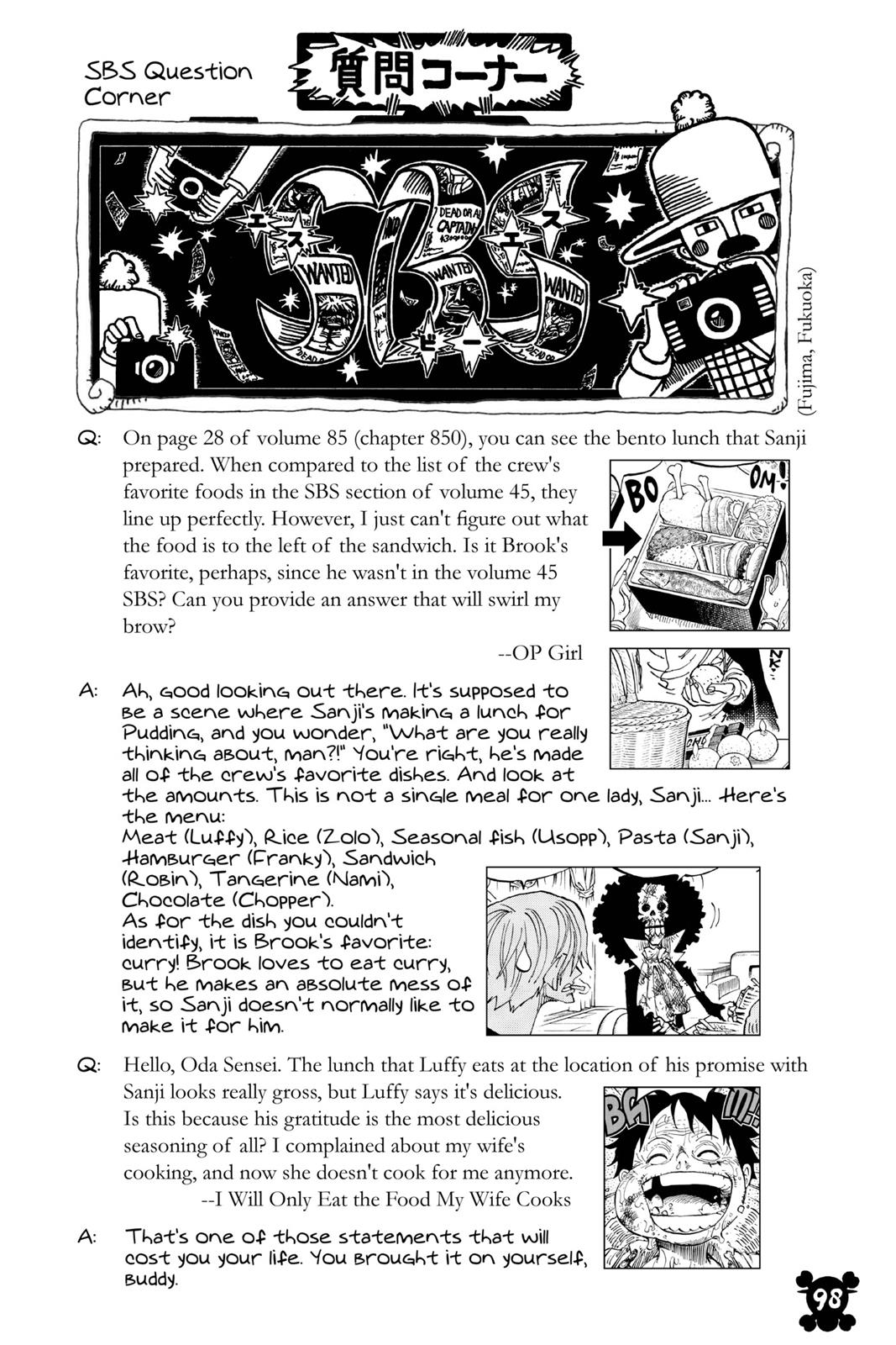 One Piece, Chapter 863 image 019