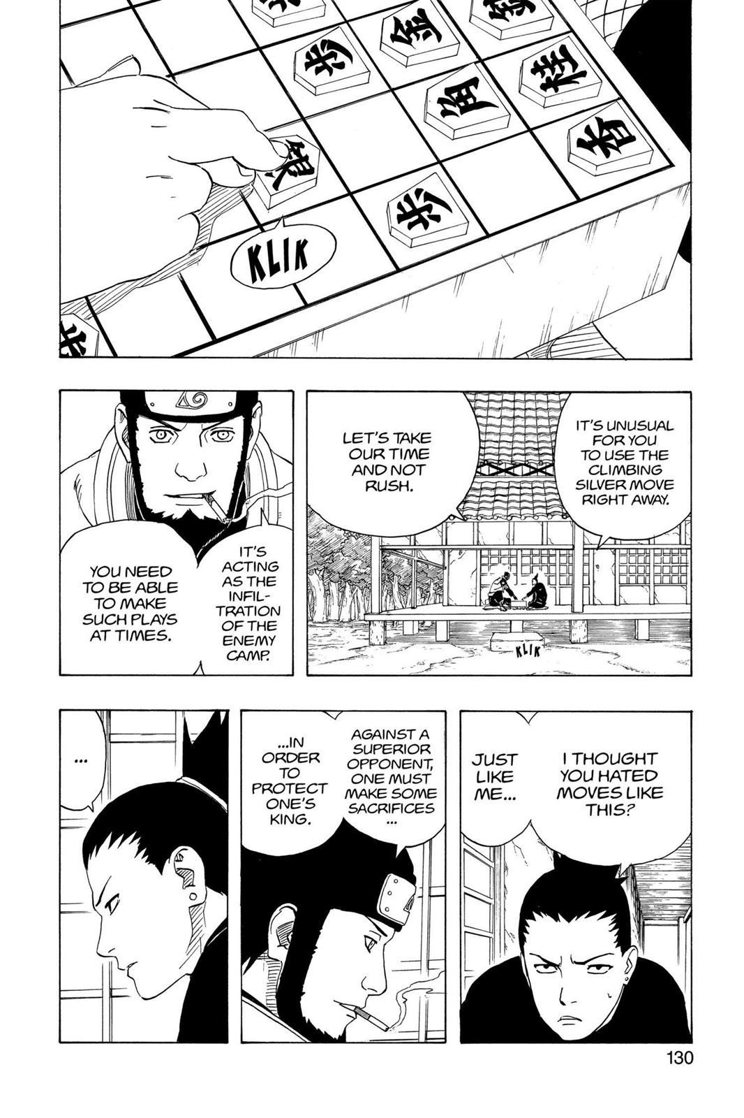 Naruto, Chapter 316 image 012