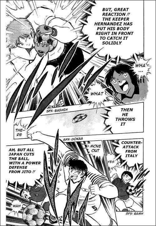Captain Tsubasa, Chapter 91 image 043