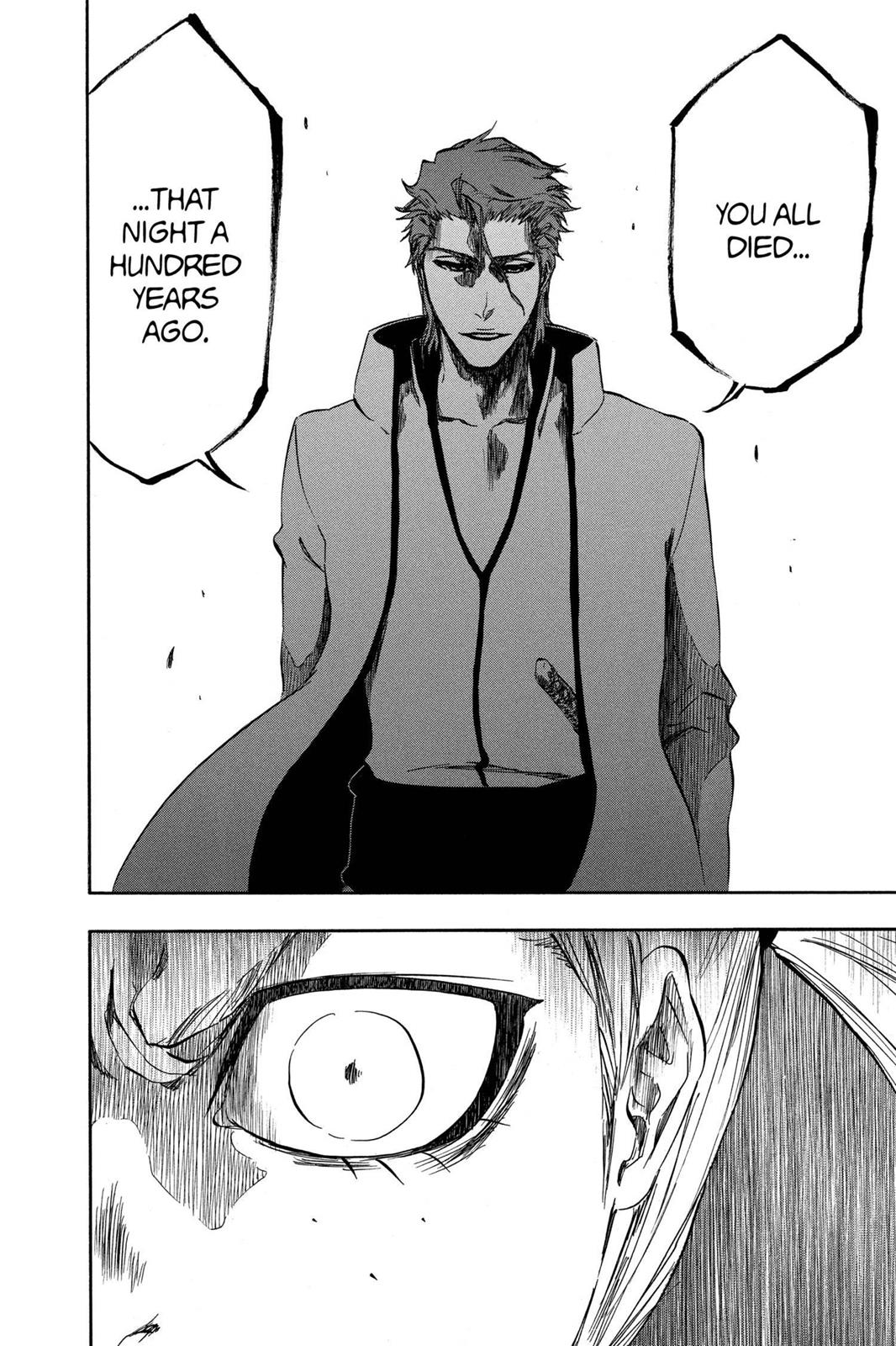 Bleach, Chapter 377 image 009