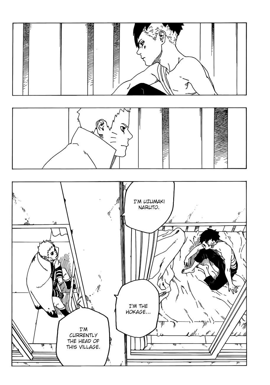 Boruto Manga, Chapter 26 image 013