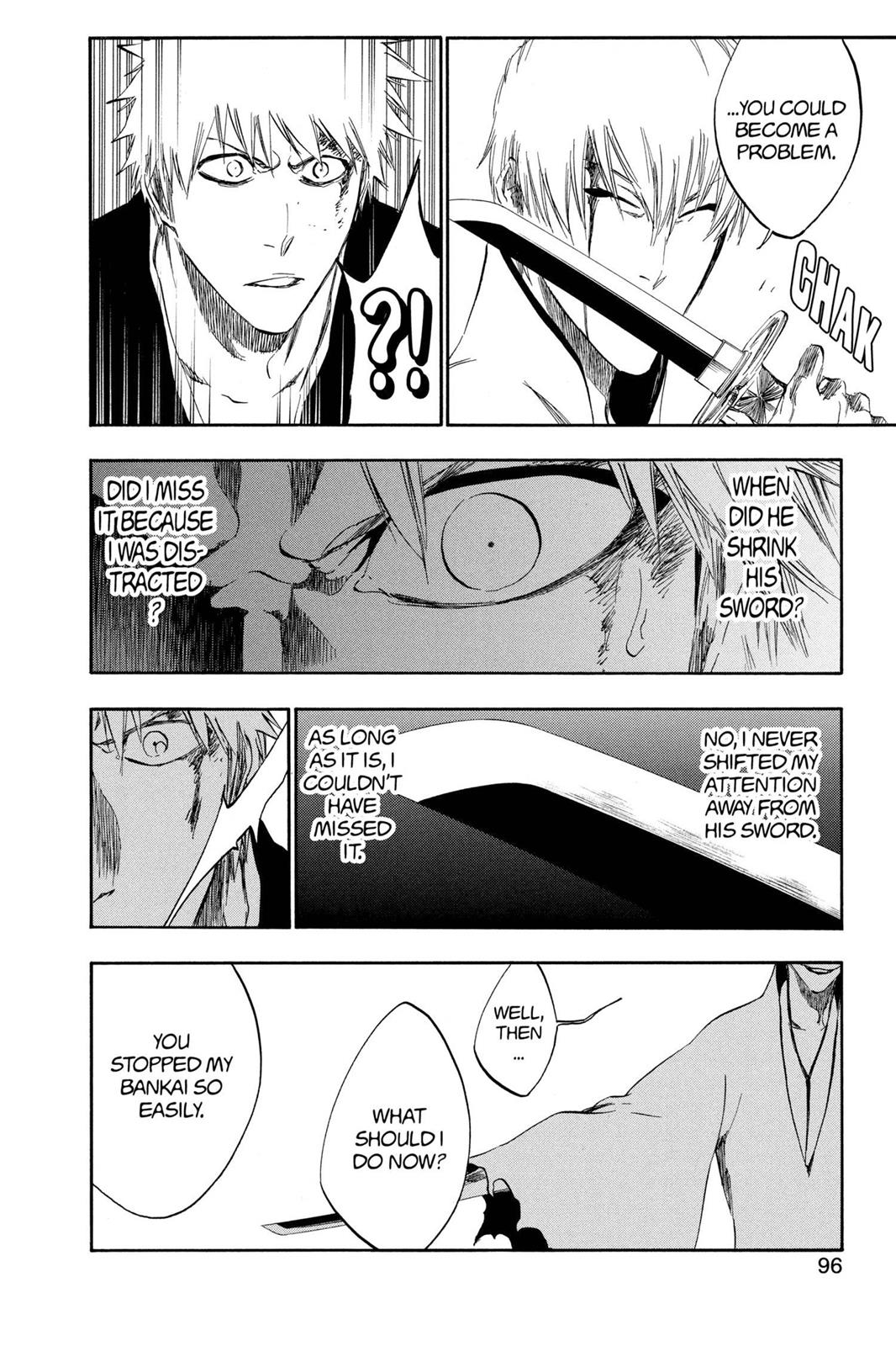 Bleach, Chapter 400 image 005