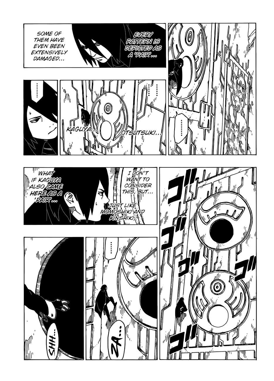 Boruto Manga, Chapter 35 image 020