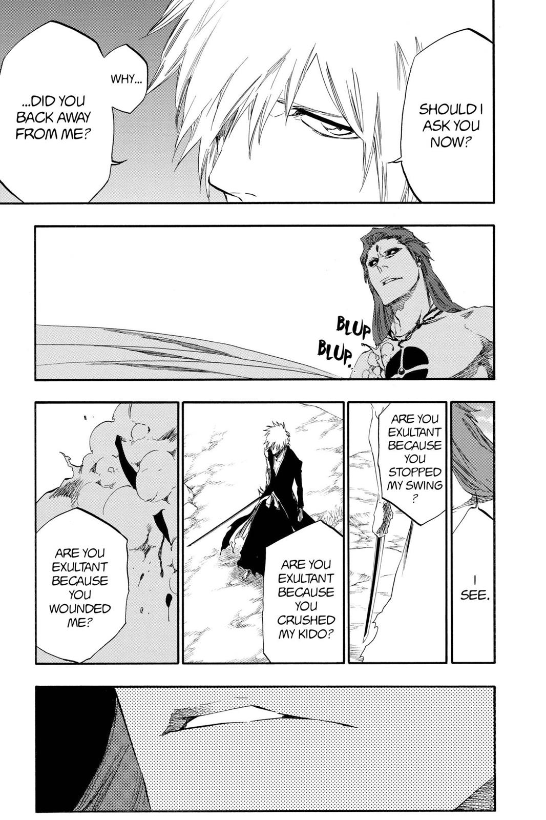 Bleach, Chapter 419 image 003