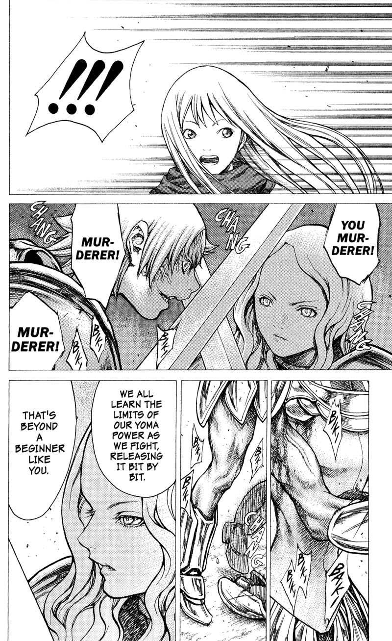 Claymore, Chapter 22 image 029