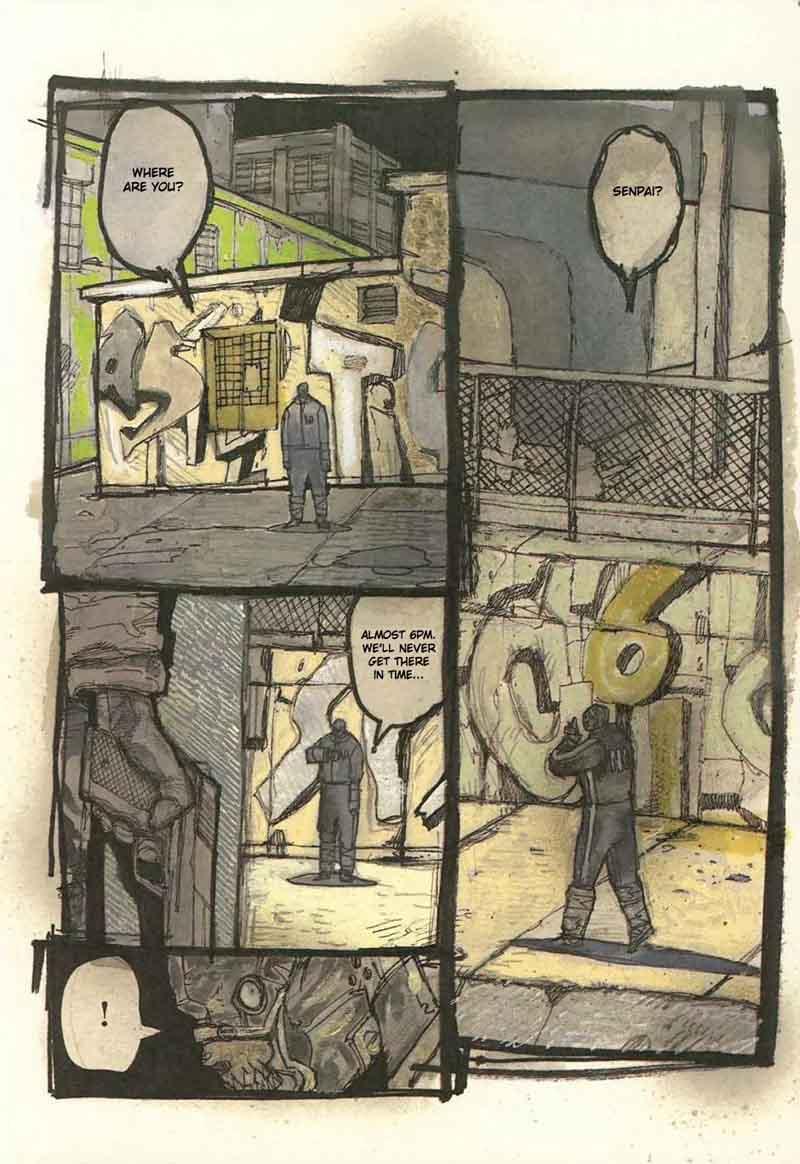 Dorohedoro, Chapter 23 image 002