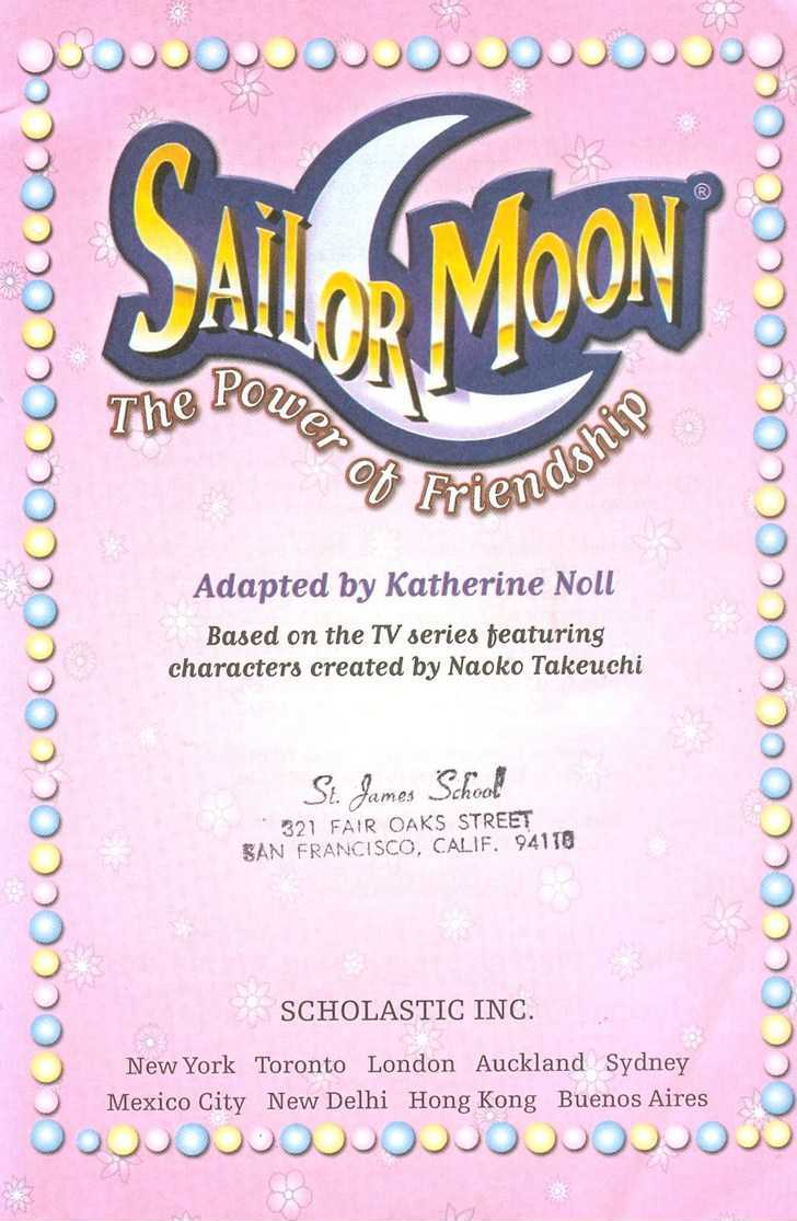 Sailor Moon, Cahpter 1.2 image 003