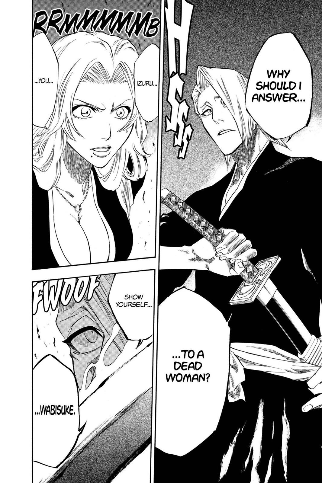Bleach, Chapter 168 image 014