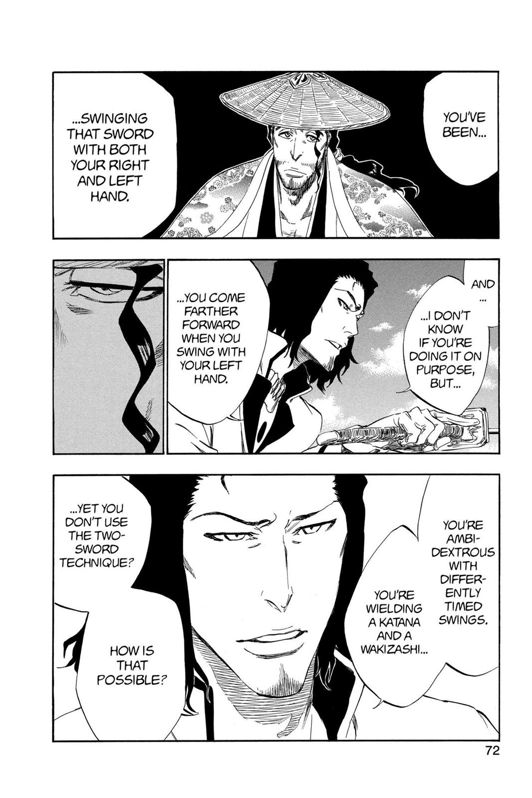 Bleach, Chapter 335 image 005