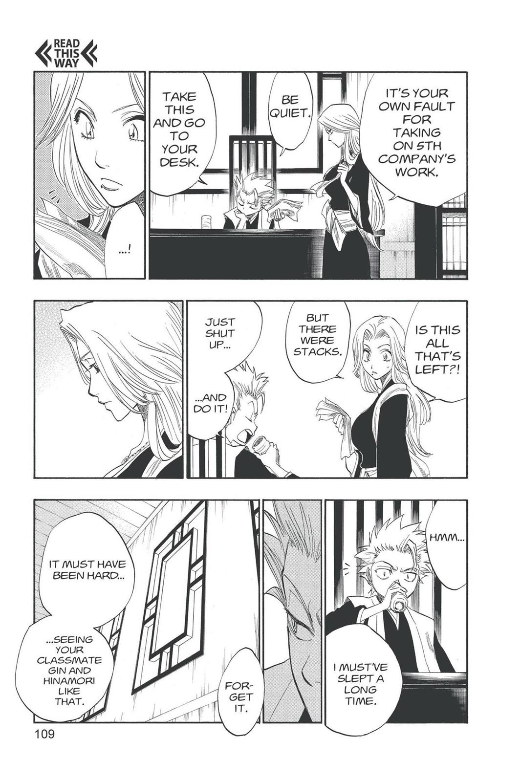 Bleach, Chapter 129 image 003