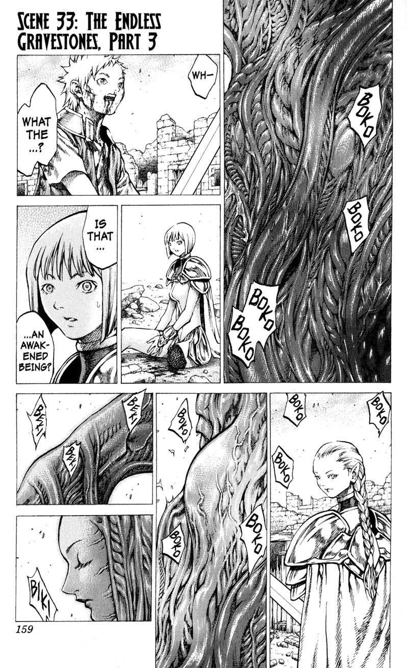 Claymore, Chapter 33 image 001