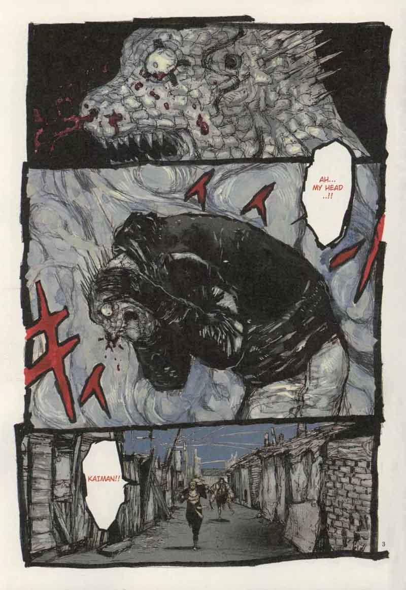 Dorohedoro, Chapter 50 image 007