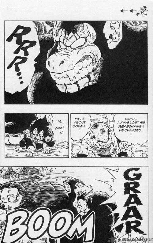 Dragon Ball, Chapter 240 image 008