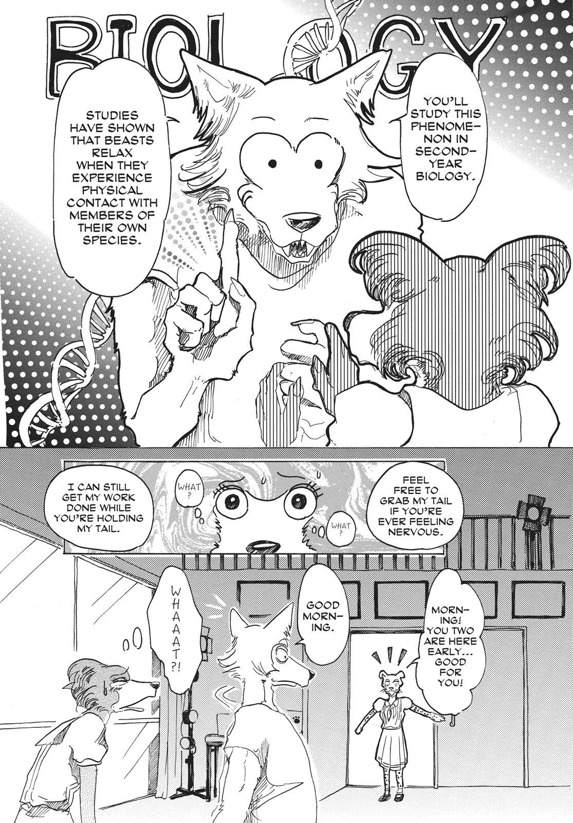 Beastars Manga, Chapter 27 image 020