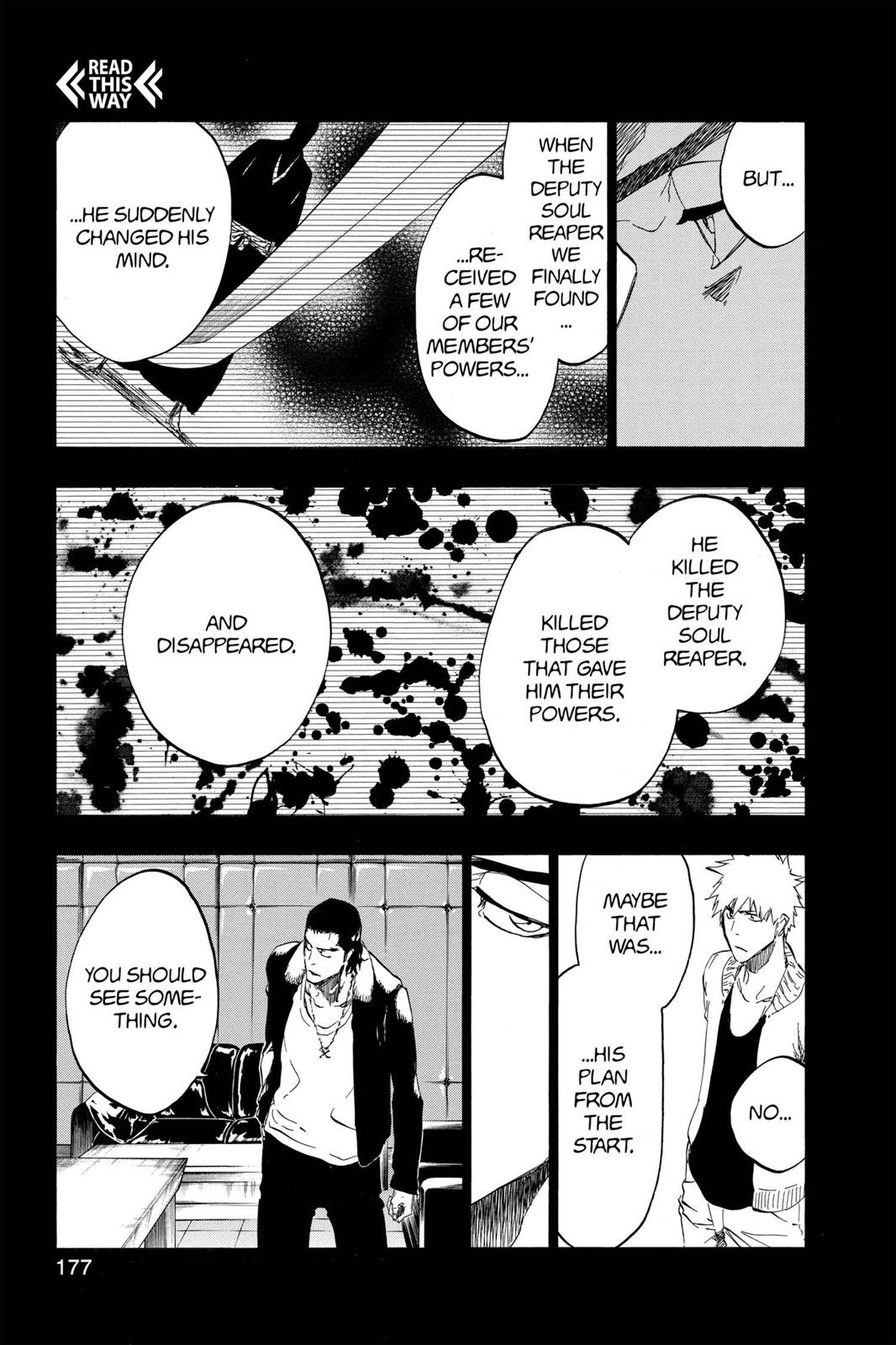 Bleach, Chapter 441 image 007