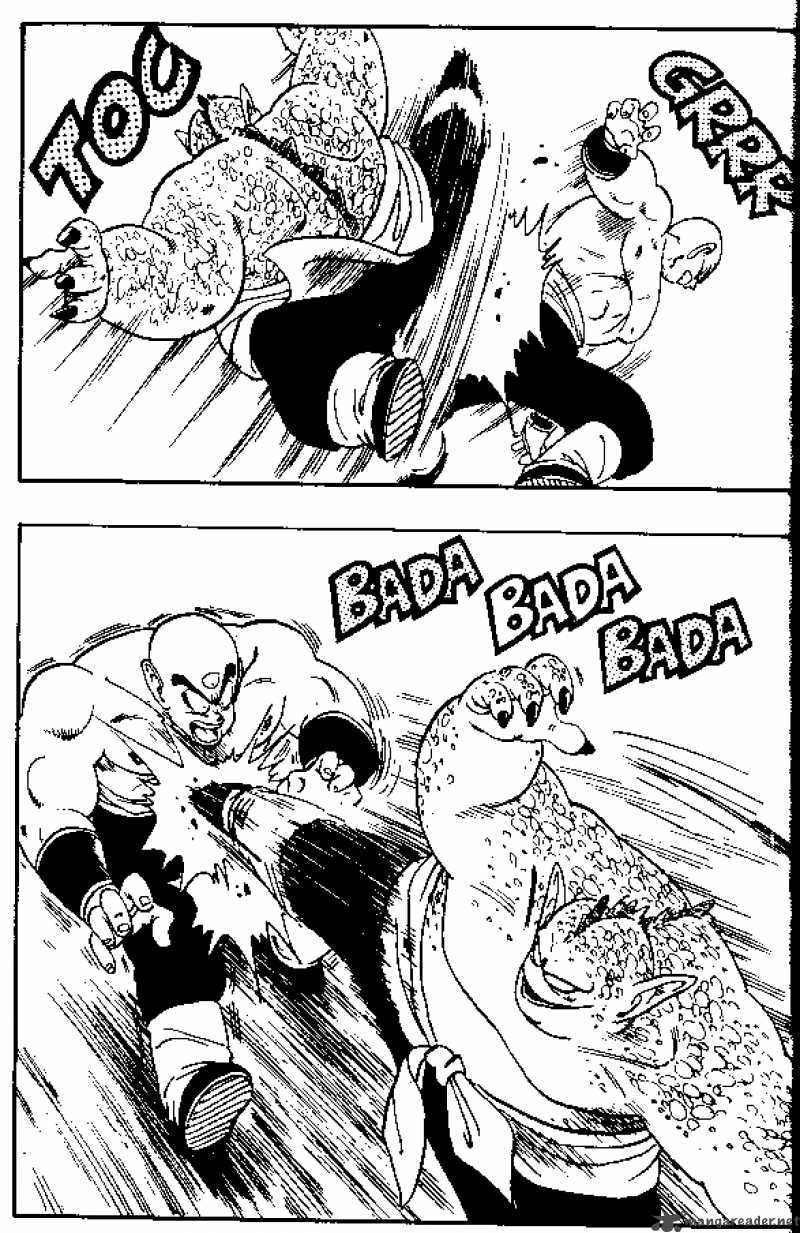 Dragon Ball, Chapter 154 image 004
