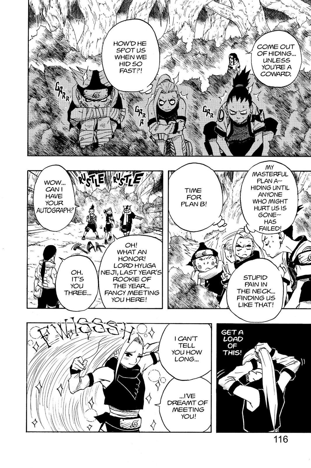 Naruto, Chapter 51 image 010