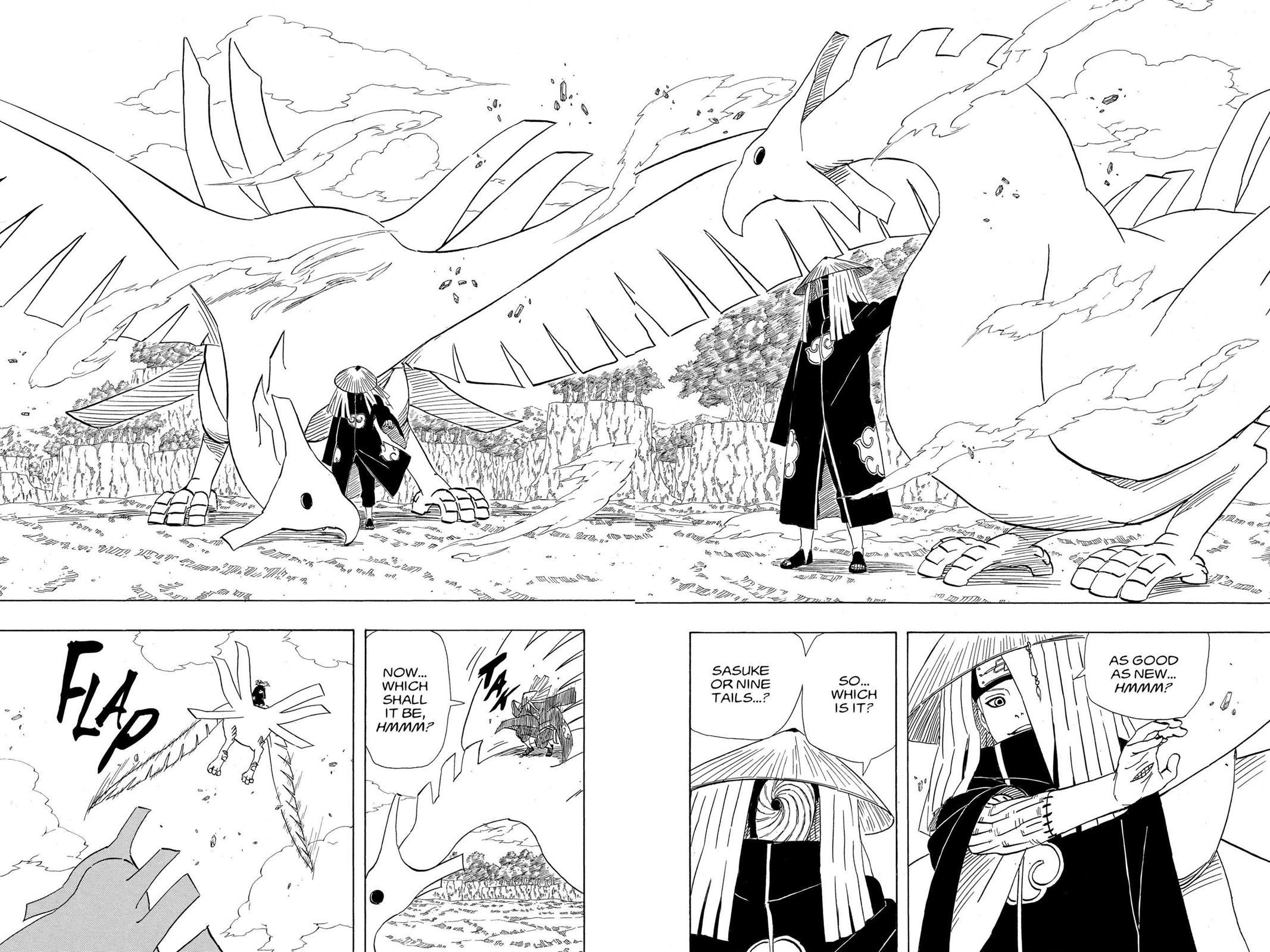 Naruto, Chapter 355 image 008
