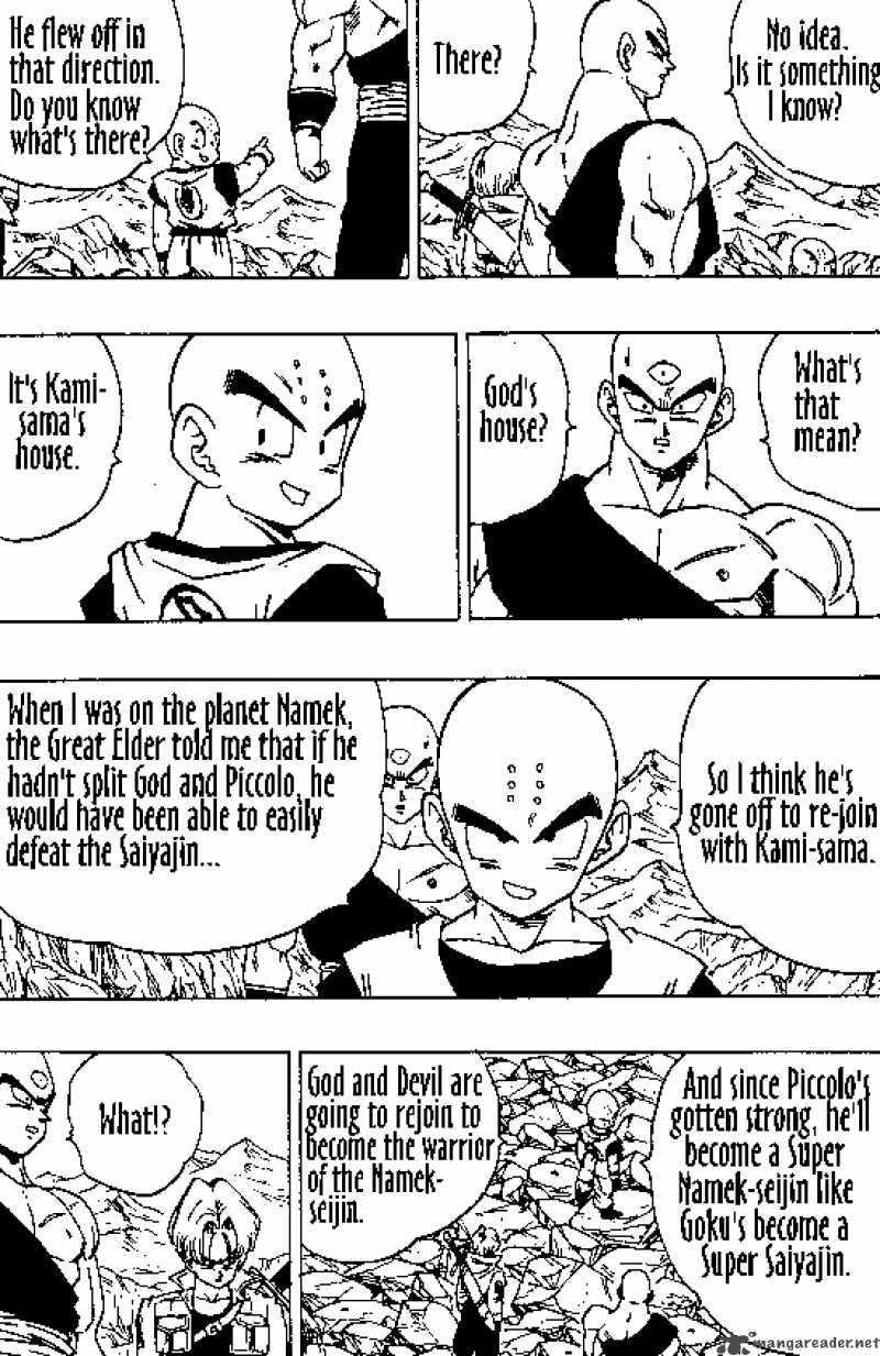 Dragon Ball, Chapter 355 image 011