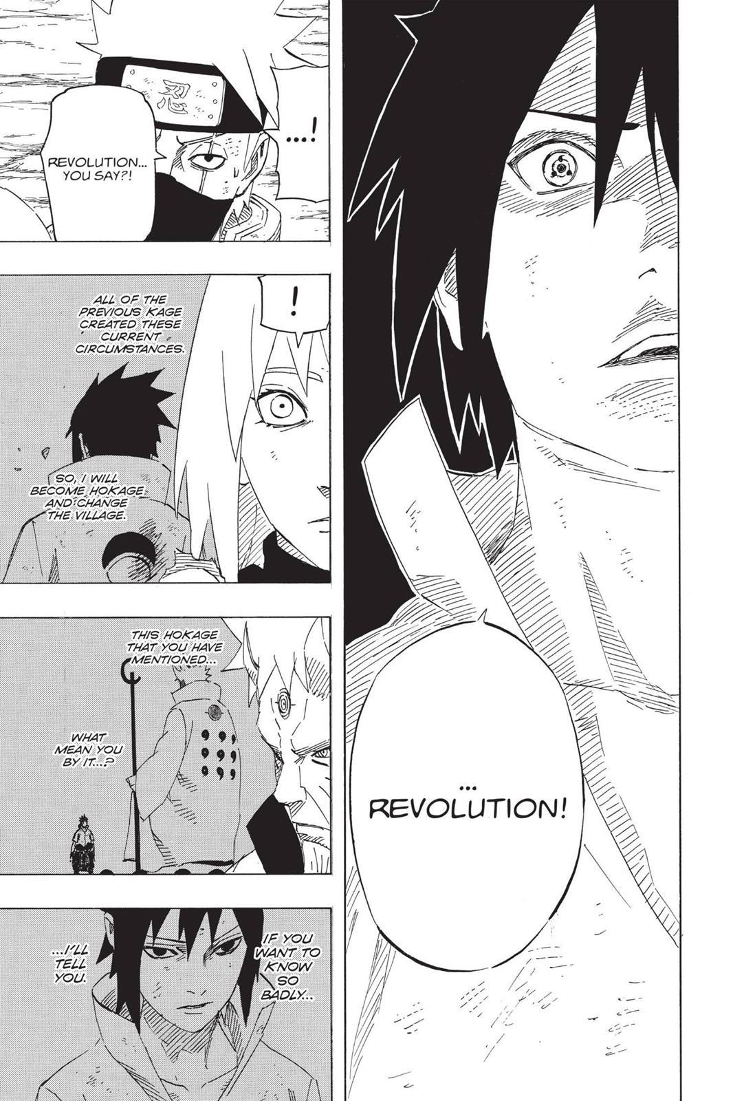 Naruto, Chapter 692 image 011