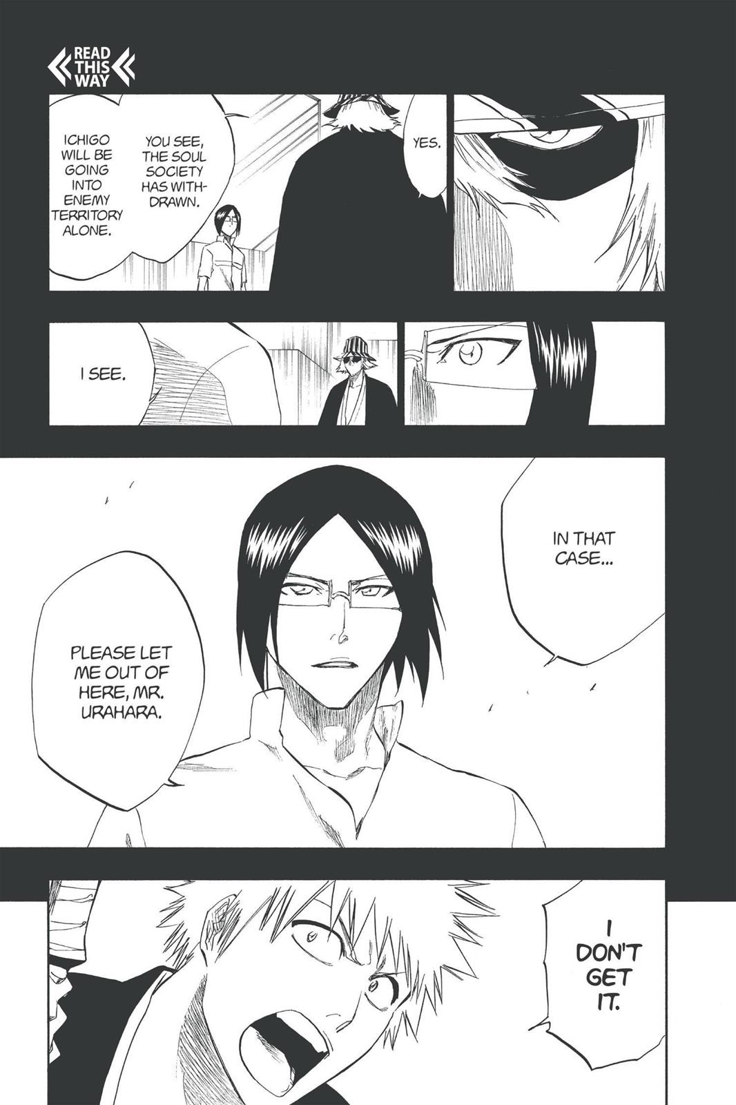 Bleach, Chapter 241 image 007